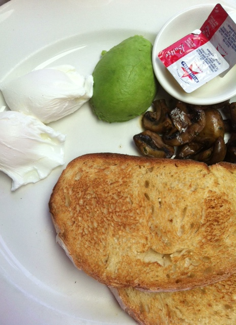 Breakfast at Bronte