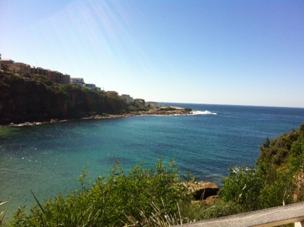 Coogee to Bondi walk (1)